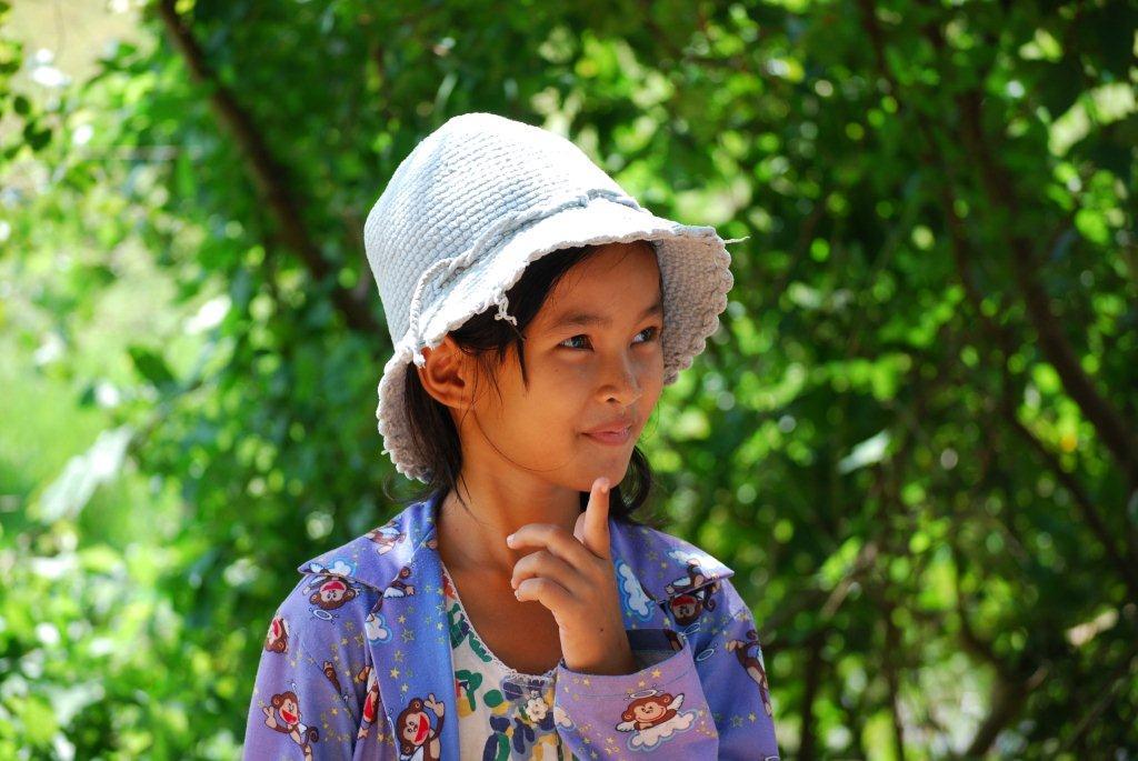 Avrei voluto concepire mio figlio in Laos, in Vietnam o in Cambogia
