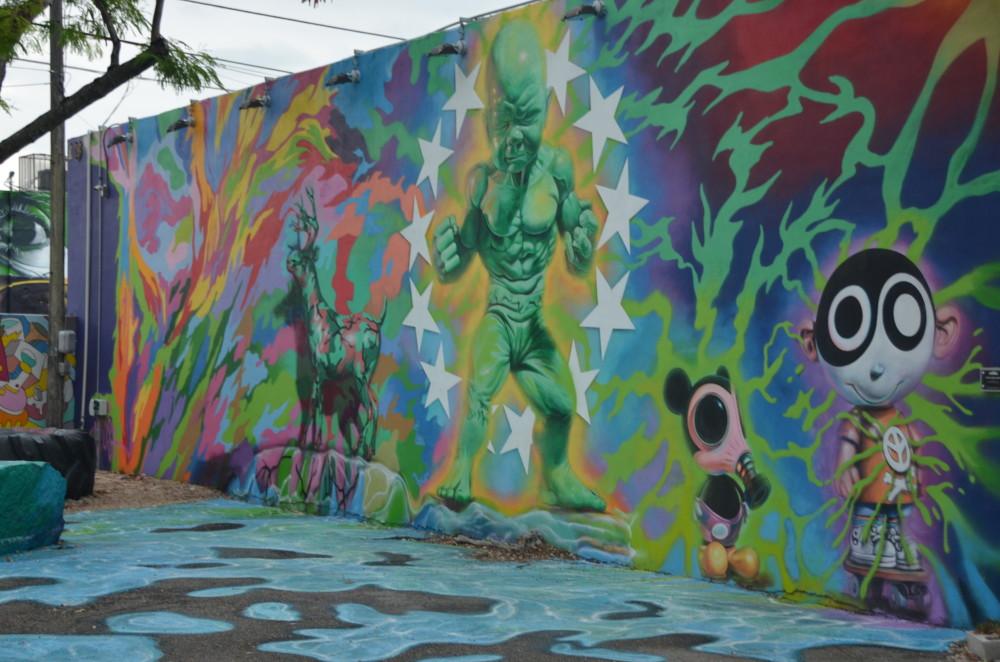 Miami con bambini - Wynwood Art