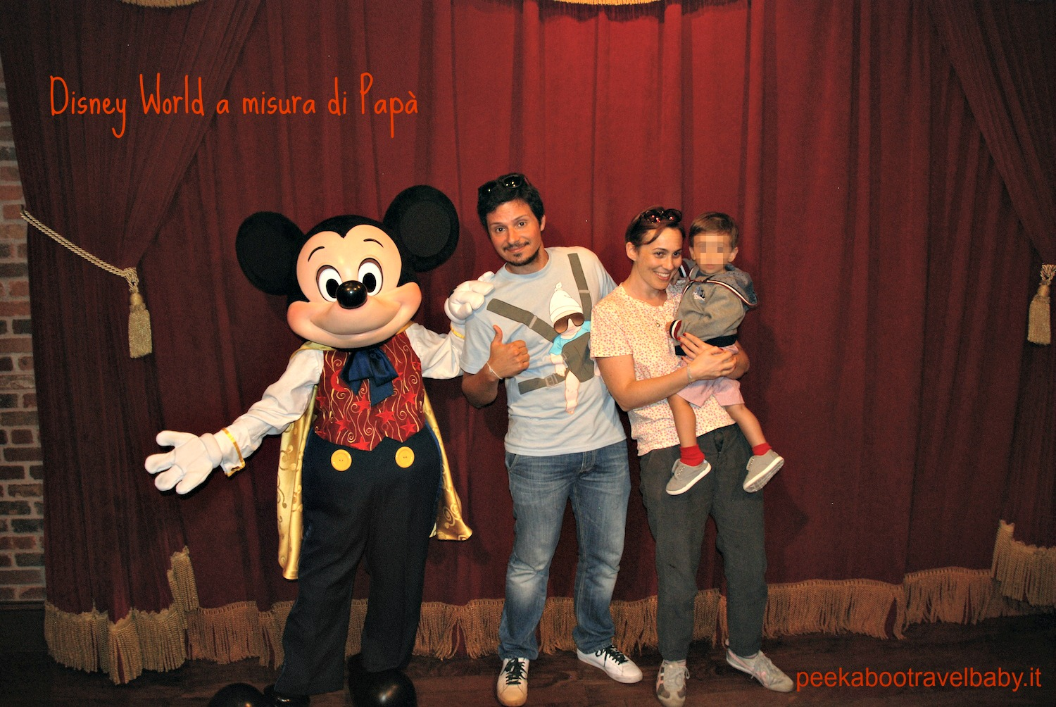 Magic Kingdom - Disney World - Topolino