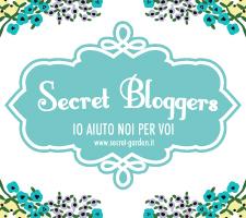 Secret Blogger per Secret Garden