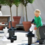 La radiosa vitalità dei bambini incontrati in viaggio