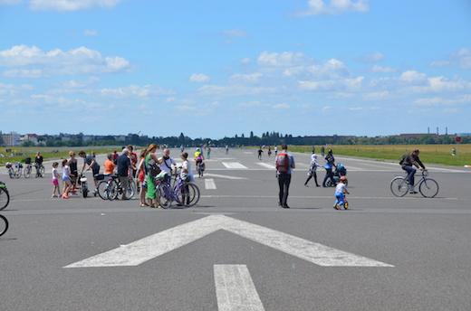Parco di Tempelhof - Berlino