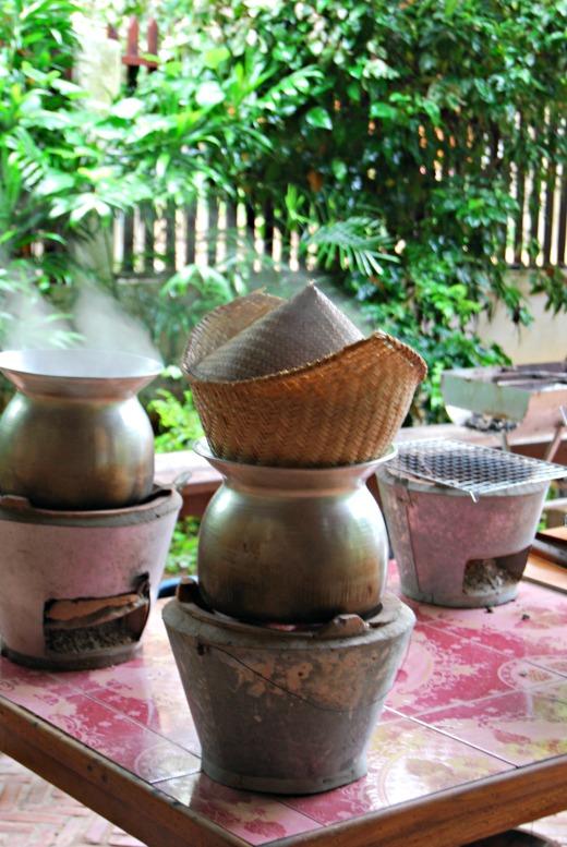 Cibo in laos - corso di cucina 5