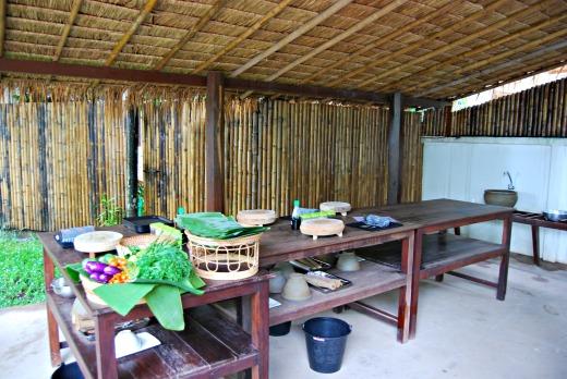 Cibo in laos - corso di cucina