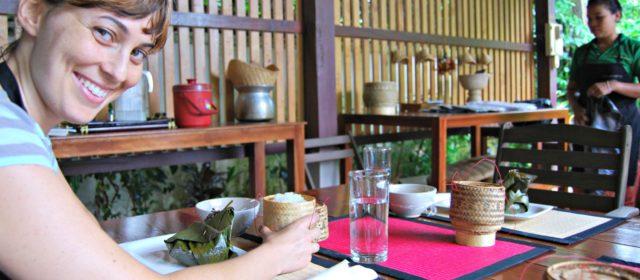 Cucina tipica del Laos: riso appiccicoso, aromi pungenti e ricordi melensi
