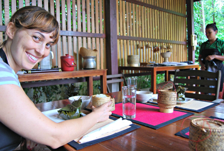Laos - Vientiane - cucina laotiana