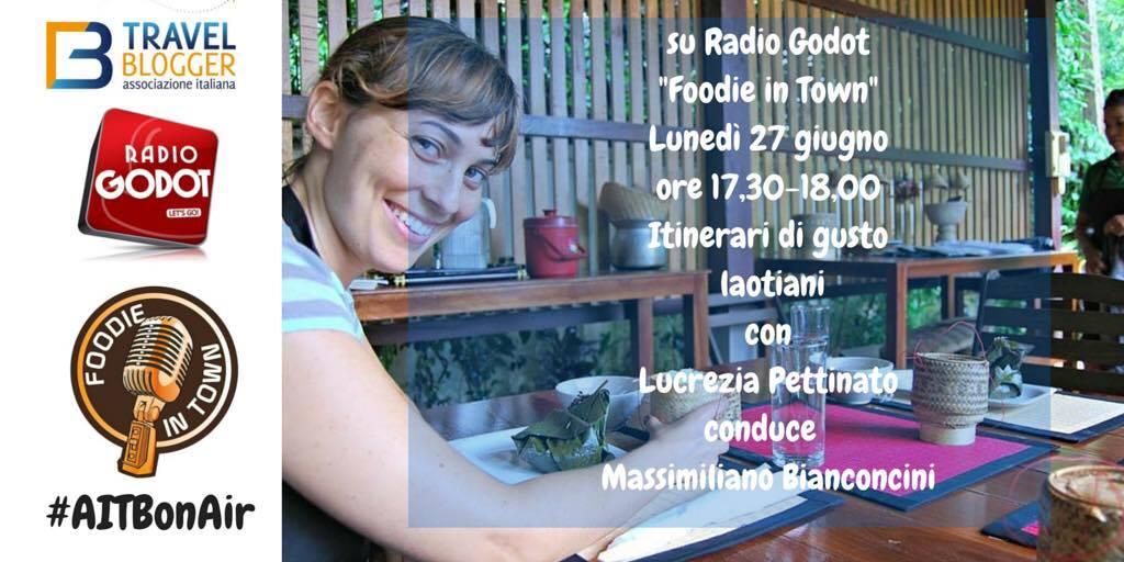 Radio godot cibo Laos