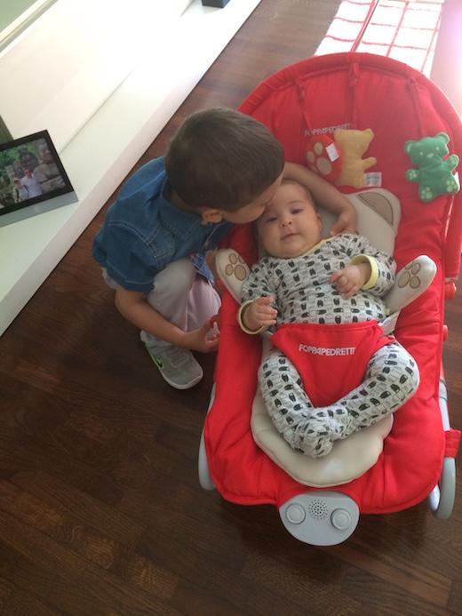 Mum Travel Blog - viaggiare con due bambini