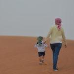 A Dubai con i miei figli: la città dell'assurdo e dell'effetto wow