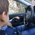 Bambini e mal d'auto: ecco i nostri 5 rimedi