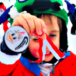 Manuale di sopravvivenza con due bambini in vacanza sulla neve