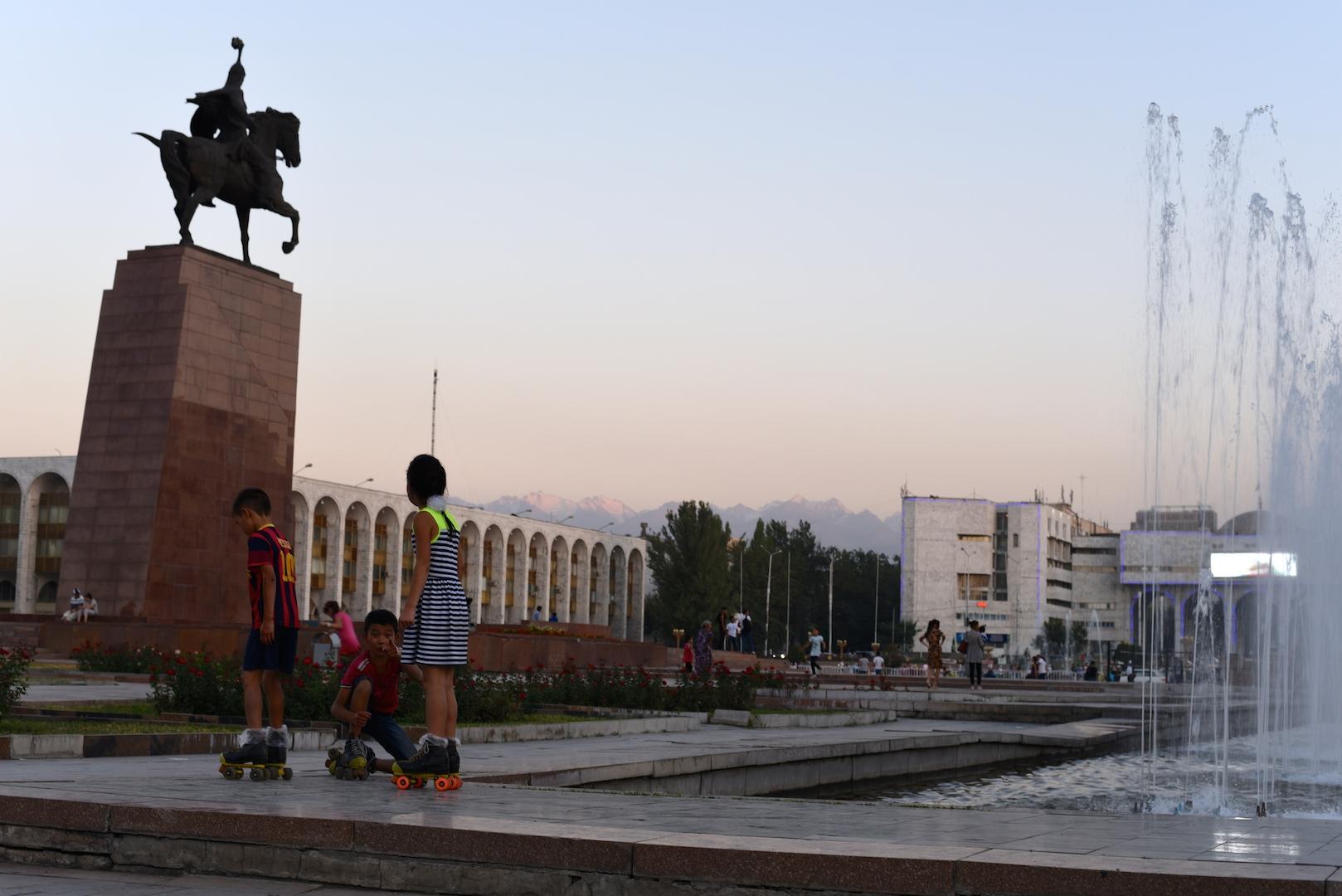 Viaggio in Kirghizstan