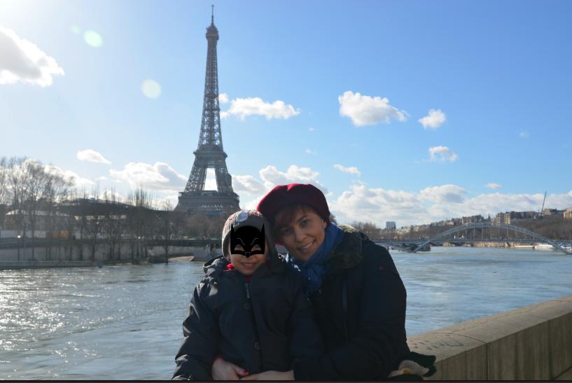 3 giorni a Parigi con bambini