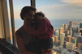 Chicago con bambini