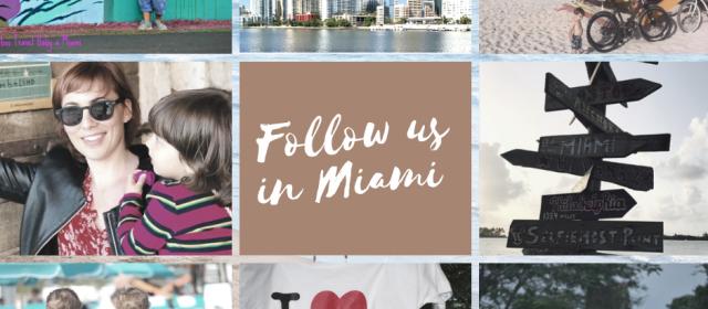Mollo tutto per un po' e vado a Miami con i bambini: ci seguite?