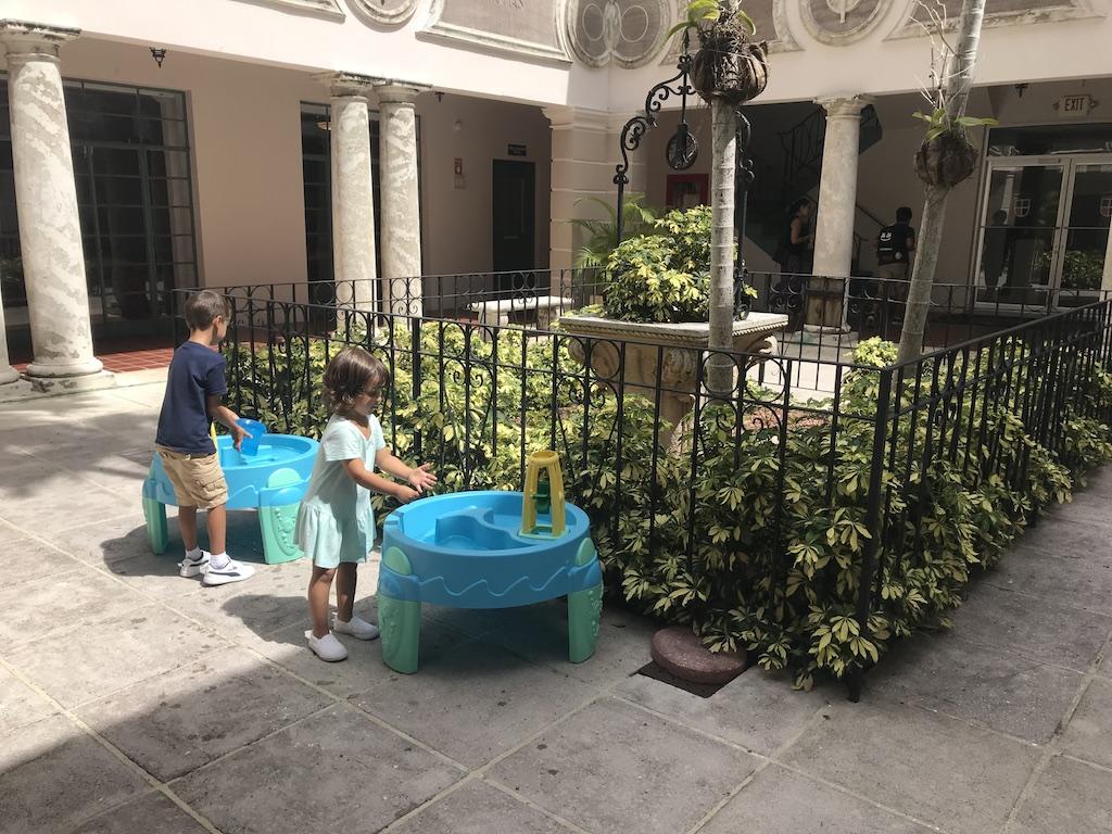 Campo estivo per bambini a Miami