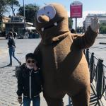 Ricominciare a viaggiare: turisti a Roma con Tapsy la talpa